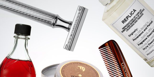 10 Old School Grooming Products That Are Still Essential