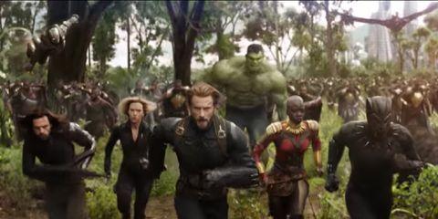 'Avengers: Infinity War' trailer