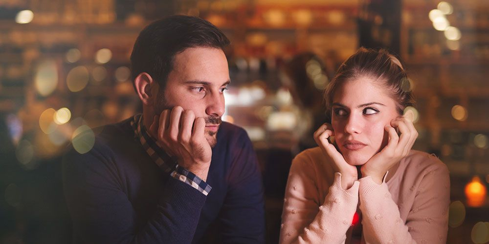 5 Signs You're on the Worst First Date Ever