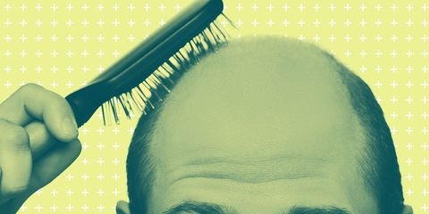 bald hair cure