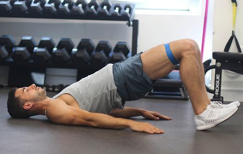 6 Resistance Band Moves That Help With Back Pain Men S