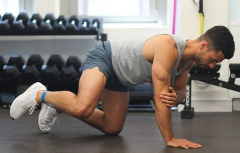 6 Resistance Band Moves That Help With Back Pain | Men's Health
