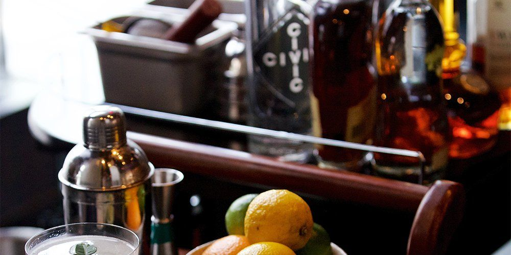 How to Build an At-Home Bar
