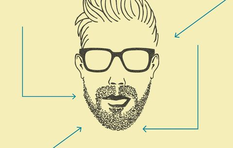 You're Shaping Your Beard Wrong | Men's Health