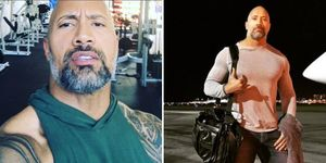 beard like The Rock