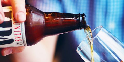 beer a day increases cancer risk