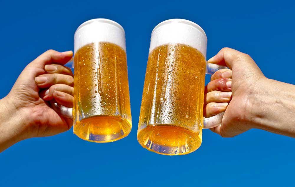 7 Healthy Reasons to Drink Beer