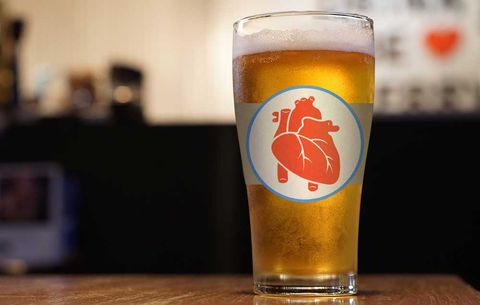 beer and heart disease