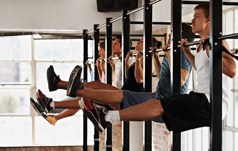 The 5 Best Shoes for CrossFit