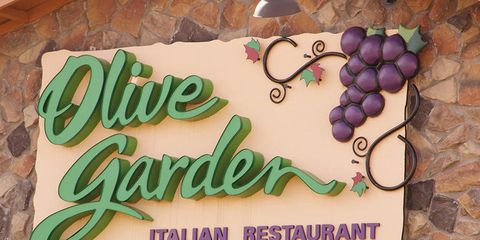healthiest dishes at olive garden