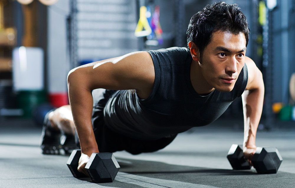 The Best Type of Exercise For Aging Muscles