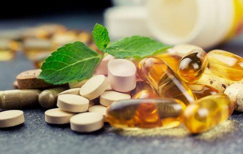 pastillas complementos alimenticios