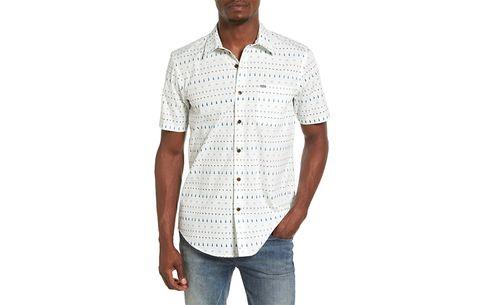 Hurley Print Shop Woven Shirt