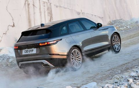 Best Ride From The Rocks To Ritz Range Rover Velar