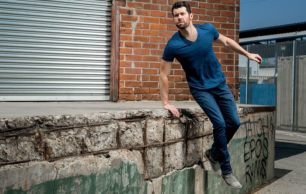 Billy Eichner Is Now Ripped as Hell, & Here's How He Got That Way