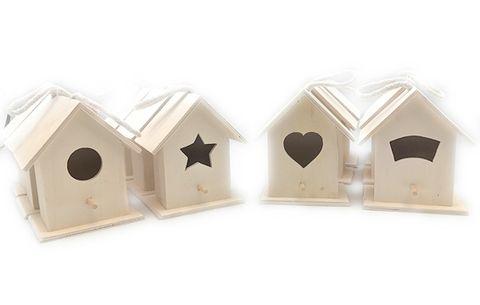 Build Your Own Birdhouse Kit
