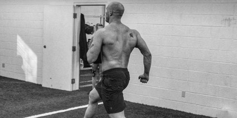 sprint workout for weight lifters
