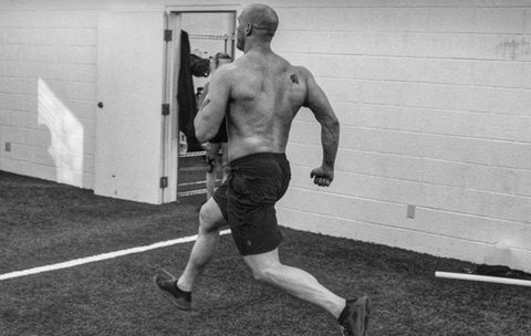 The 20-Minute Cardio Workout All Lifters Will Love