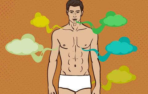 5 Body Odors You Shouldn't Ignore | Men's Health