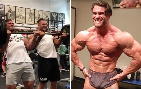 Bodybuilder Calum von Moger Shows His Body Post-Surgery | Men\'s Health