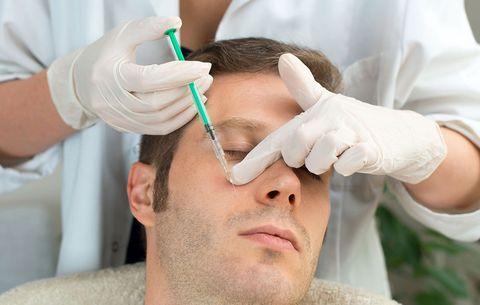 How to Get Away with Botox | Men's Health