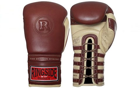 Ringside Heritage Lace Sparring Gloves