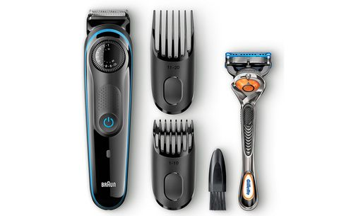 Braun BT3040 Hair and Beard Trimmer