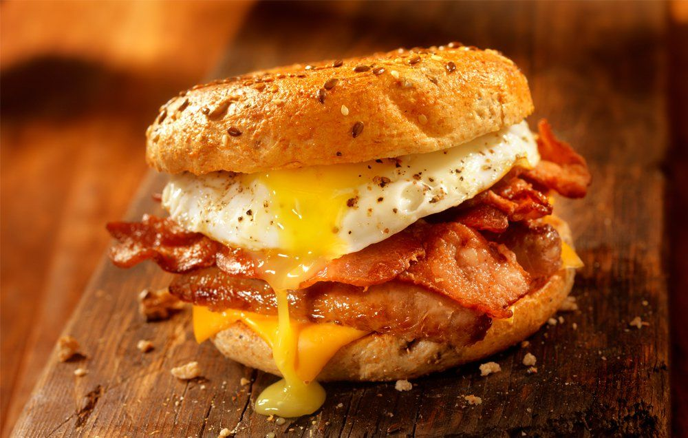 7 Foods You Should Stop Eating For Breakfast