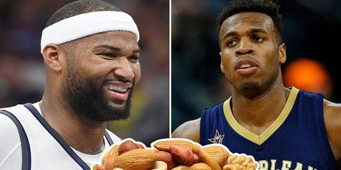hield and cousins