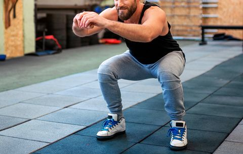 Build Major Total-Body Strength With These 6 Simple Moves