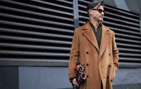 The One Color Coat You Can Wear With Absolutely Anything