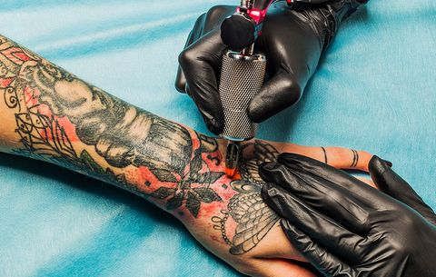 46b7b9cb7 Are Tattoos Dangerous? Honestly, We Don't Know | Men's Health