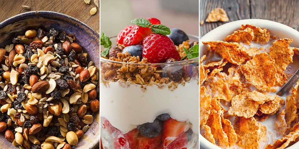 8 Carb-Heavy Snacks That Help You Lose Weight