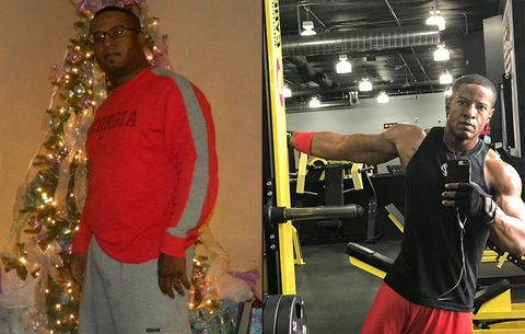 How This Man Lost 60 Pounds, Dropped to 10% Body Fat, and Finally