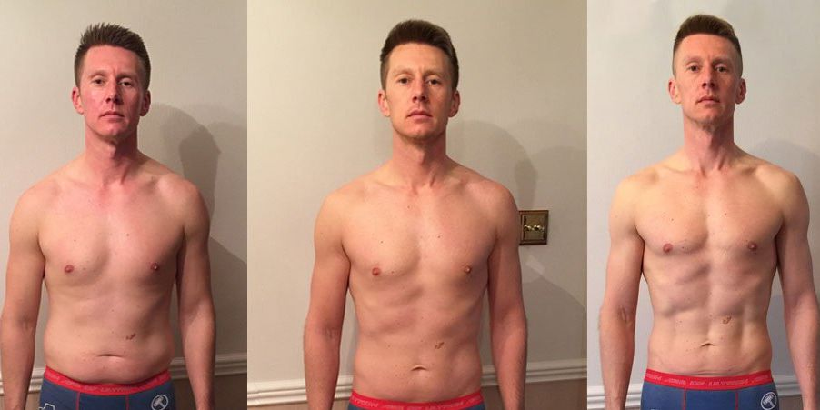 'I Made 3 Changes To My Diet, and Finally Got a Six-Pack'