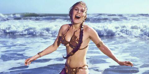 Princess Leia bikini