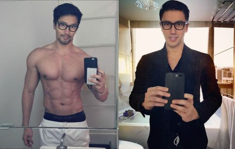 ​This Man Has a Six-Pack, a Full Head of Hair, and Is Somehow Way Older Than You Think