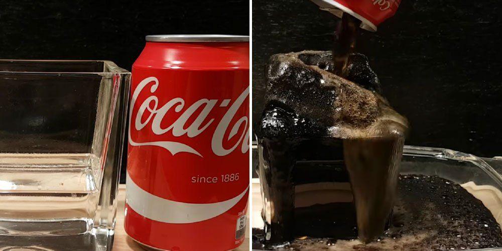 what are the acids in coca cola