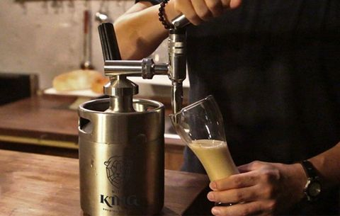 This Cold Brew Keg Might Make the Best Coffee You've Ever Had