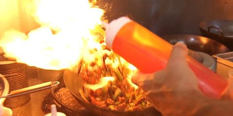 Heat, Flame, Fire,