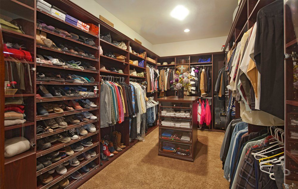 Charmant Great Closets