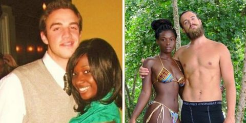 couple's 10-year transformation