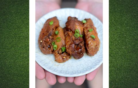 Crock-Pot Sweet and Sour Chicken Wings