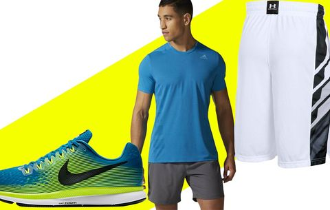 Overhaul Your Workout Wardrobe On A Budget Men S Health