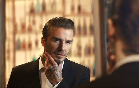 David Beckham Just Launched Grooming Line House 99 Men S Health
