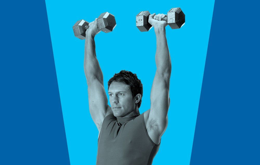 The 4 Move Workout That Hits Your Delts From Every Angle Mens Health