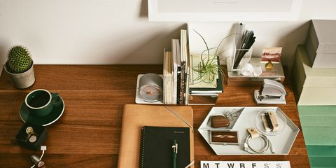 how to organize