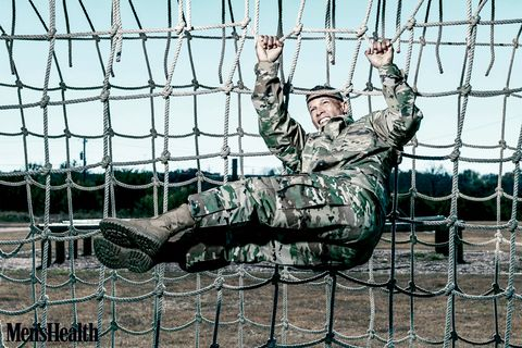 The New Army Fitness Test | Men's Health