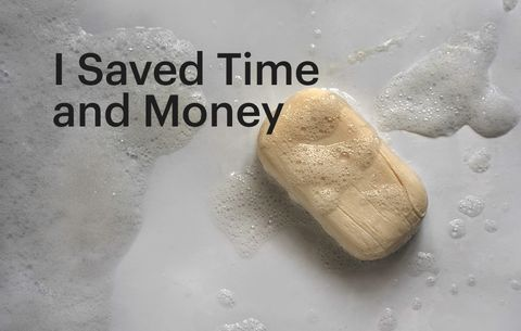 saved time and money