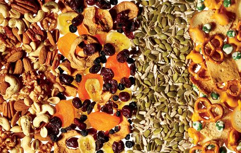 Follow This Formula To Make The Best Hiking Trail Mix Ever